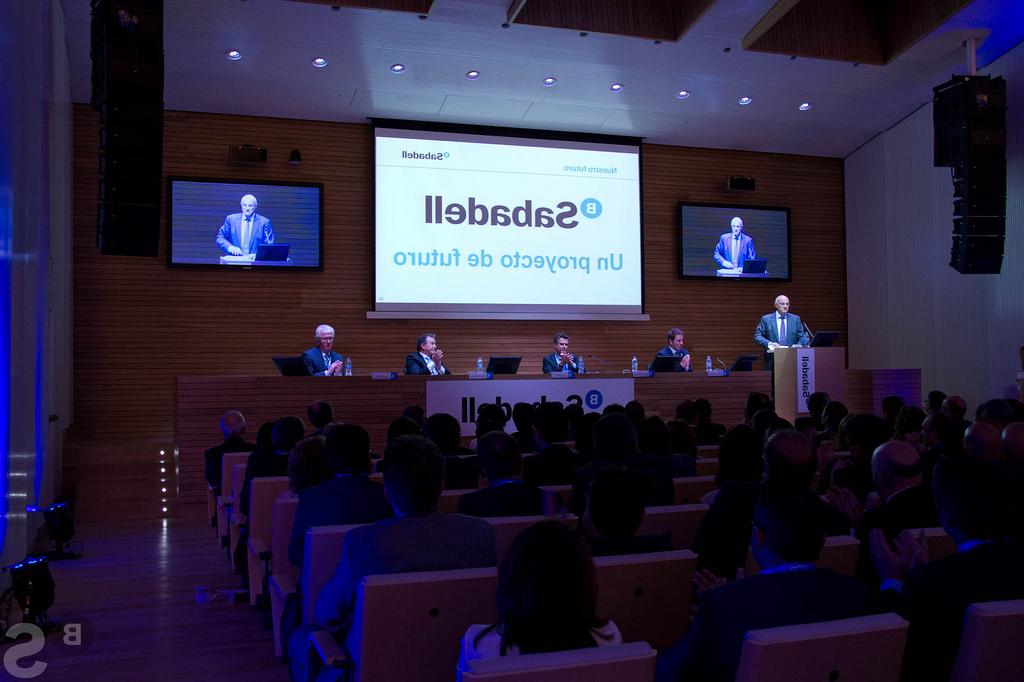 Banco Cam Bqdd Convencià N De Directivos De Banco Cam Banco Sabadell Flickr