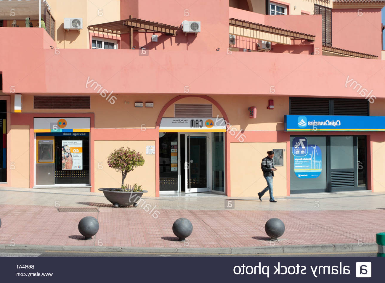Banco Cam Rldj Cajacanarias Y Sucursales Del Banco Cam Al Lado De Faà Abe Costa
