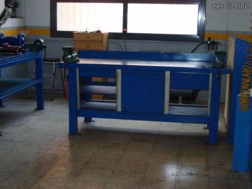 Banco De Trabajo Segunda Mano Drdp Bancos De Trabajo Metalicos Y Maquinaria Super