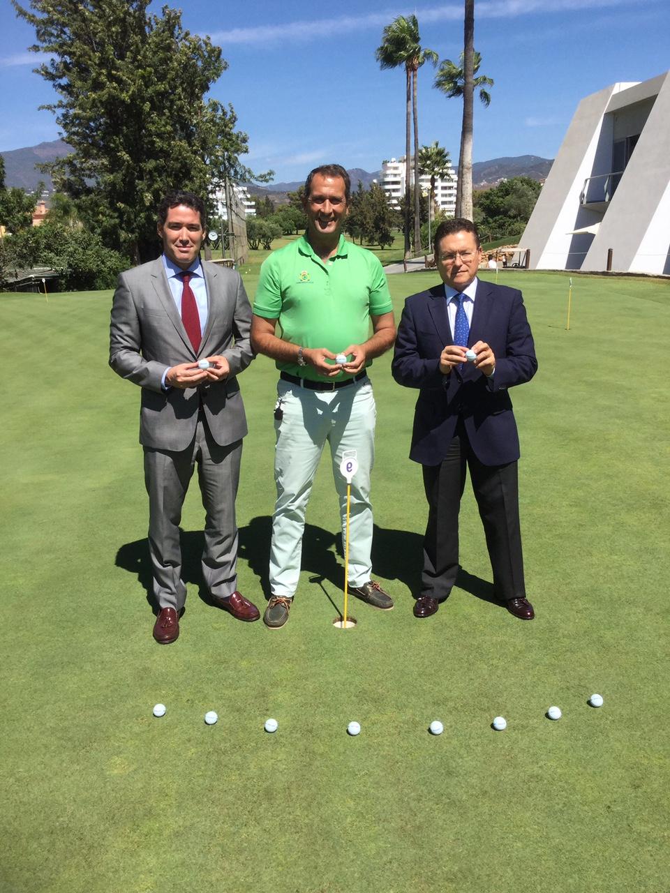 Banco Sabadell Marbella Bqdd Real Club De Golf Guadalmina San Pedro Marbella Golf