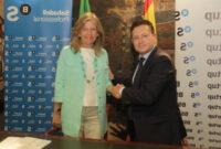 Banco Sabadell Marbella O2d5 La Alcaldesa Firma Un Convenio De Colaboracià N Con Banco