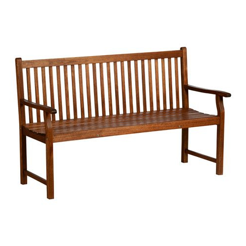 Bancos De Jardin Ikea 9ddf Ikea Fruholmen Bench with Backrest Brown 150x61 Cm Vodaphone