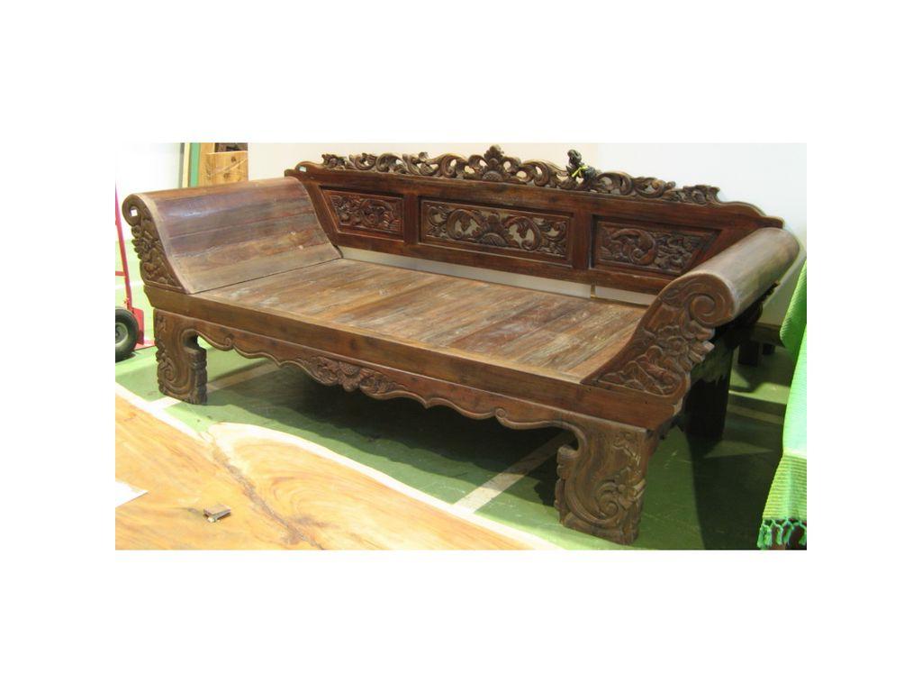 Bancos De Madera Antiguos Kvdd Banco Antiguo De Madera De Teca Campoloco Muebles Y Decoracià N