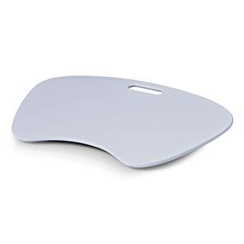 Bandeja Portatil Ipdd Zeller Bandeja Para ordenador Portà Til Mdf Blanco 59x40x6