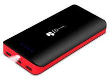 Bateria Movil Portatil T8dj Ec Technology Baterà A Externa Mah Power Bank Portà Til