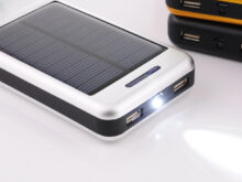 Bateria Portatil Movil Etdg solar Charger Mah Bateria Externa solar Power Bank External