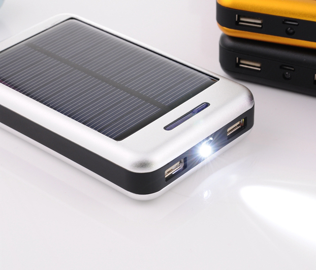 Bateria Portatil Movil Etdg solar Charger Mah Bateria Externa solar Power Bank External