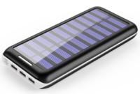Bateria Portatil Movil Y7du Cargador Movil Portatil solar Mah Bateria Externa Entrada Doble