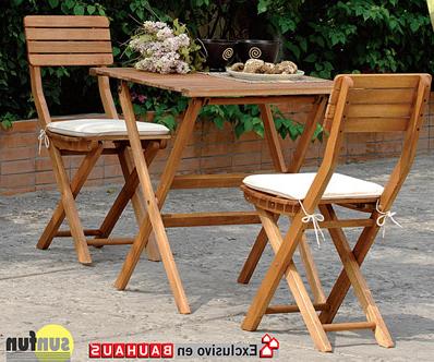 Bauhaus Mesas Jardin E9dx Muebles De Jardà N Y Balcà N De Madera Fsc De Bauhaus Clau El