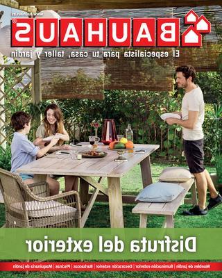Bauhaus Mesas Jardin Etdg Especial Jardà N Bauhaus by Bauhaus issuu