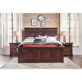 Bedroom Furniture Xtd6 Bedroom Furniture Sets Sam S Club