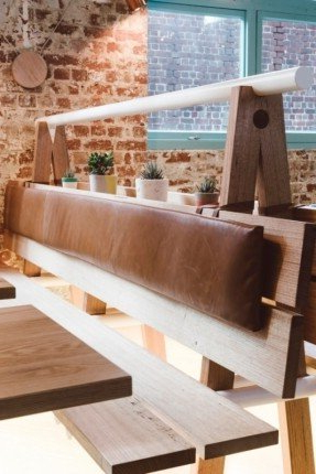 Bench Restaurant Ffdn Restaurant Benches Ideas On Foter