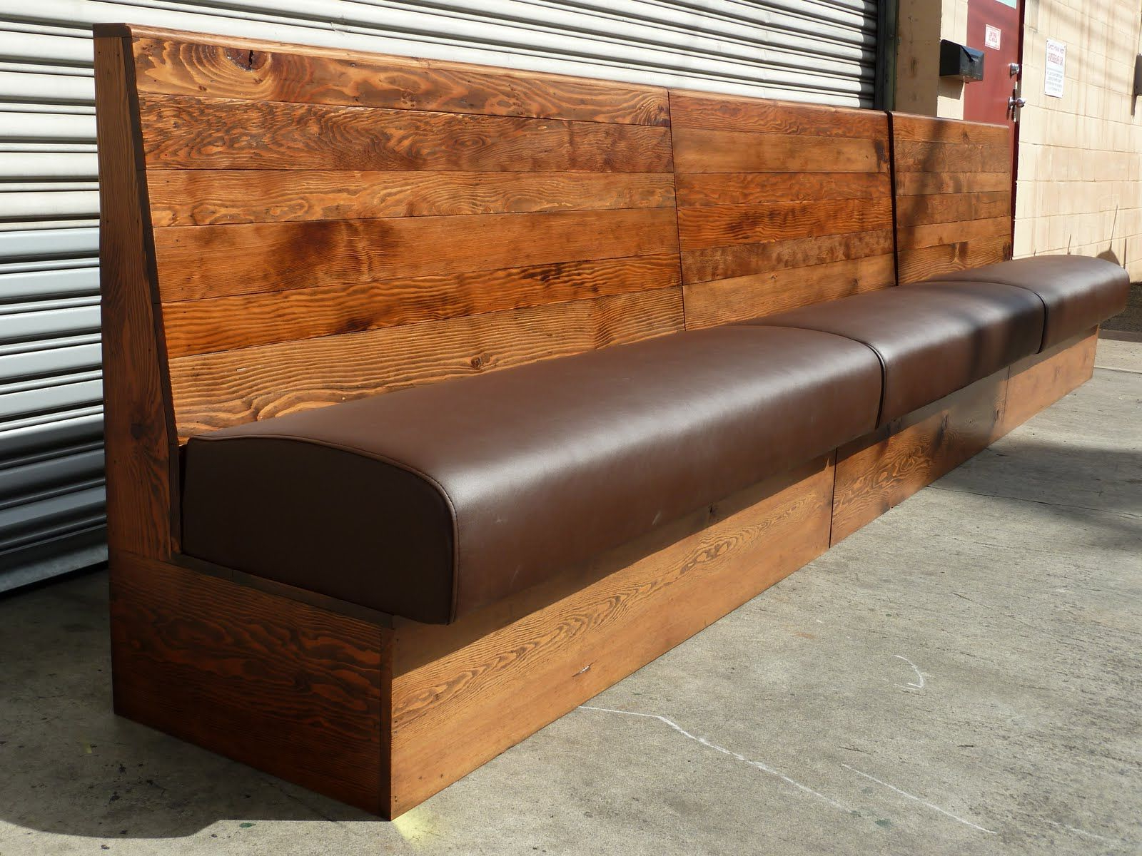 Bench Restaurant Ffdn Wonderful Banquette Bench for Home Furniture Ideas Wooden Banquette