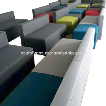 Bench Restaurant Jxdu China Low sofa Pure Color Long Restaurant Booth Bench On Global sources