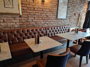 Bench Restaurant S1du Fitted Banquette Seating Bench Booths Pub Restaurant Bespoke