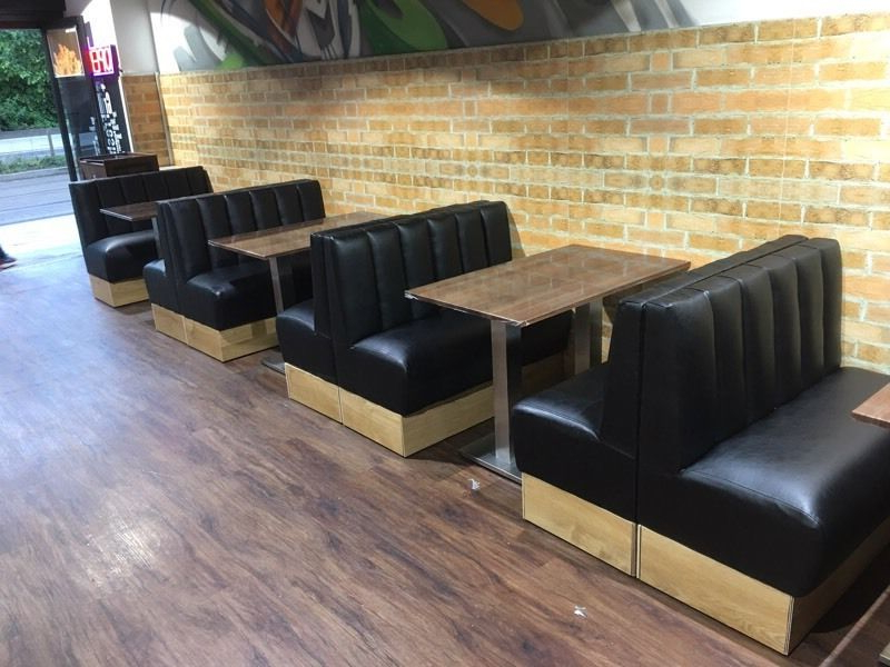 Bench Restaurant Txdf Bench Seating Booth Seating Bespoke Upholstery Restaurant Club Pubs