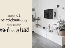 Besta Mueble Tv S5d8 Decoracià N 15 Posiciones De Muebles Tv Con La Serie Besta De Ikea