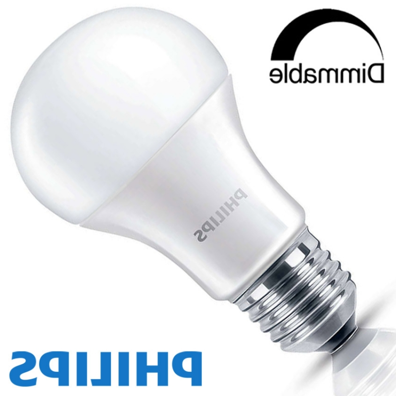 Bombilla Regulable H9d9 Illa Led Philips Standard E27 11 5 W Regulable