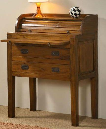 Buro Escritorio H9d9 Buro Escritorio Teca Dasten Exhibidores Pinterest Furniture