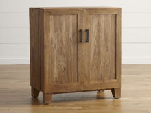 Cabinet 4pde Marin Natural Bar Cabinet Reviews Crate and Barrel