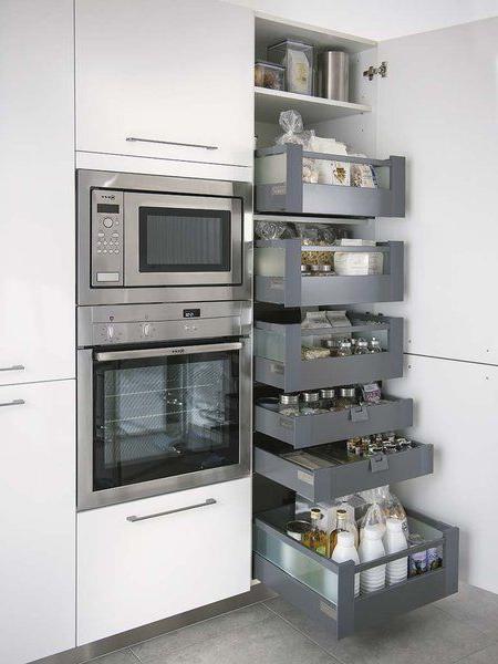 Cajones Extraibles Cocina Ikea 9ddf Una Luminosa Cocina Con isla Multifuncià N A Cocinas Pinterest