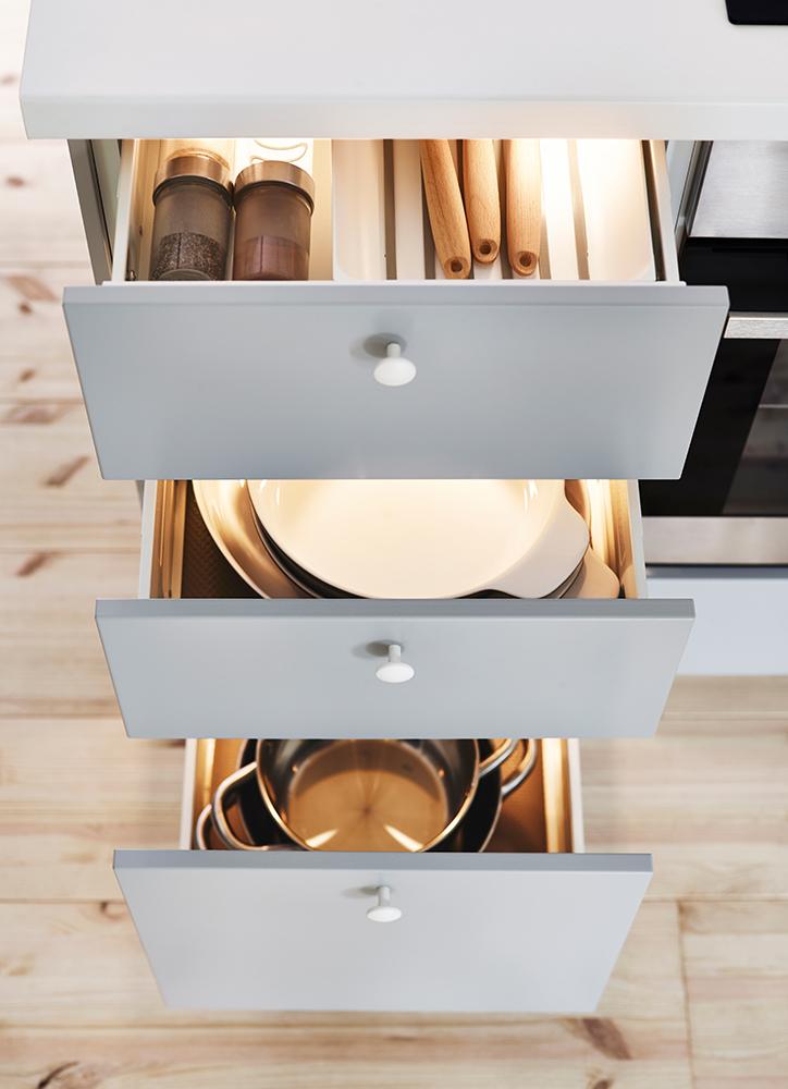 Cajones Extraibles Cocina Ikea Gdd0 Curso Ideas Para Tener Una Cocina ordenada Ikea
