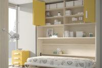 Cama Abatible Con Escritorio Q5df Dormitorio Con Cama Abatible Con Escritorio Muebles Xikara