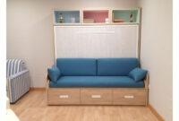 Cama Abatible Horizontal Con sofa E6d5 Mueble Cama Abatible En Horizontal Con sofà sofas Cama Cruces