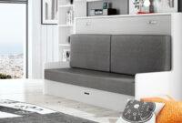 Cama Abatible Horizontal Con sofa Ipdd Muebles Cama Abatibles Con sofà Horizontales Individuales
