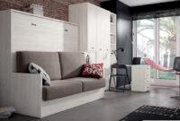 Cama Abatible Horizontal Con sofa Q0d4 Camas Abatibles Horizontales Otra solucià N A Los Problemas
