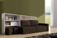 Cama Abatible Horizontal Con sofa Rldj Cama Abatible Horizontal sofa Cama sofà 140 X 200