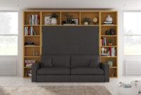Cama Abatible Horizontal Con sofa Tldn Ambiente De Salà N Equipado Con Un Cà Modo sofà Divo