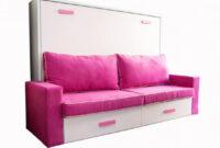 Cama Abatible Horizontal Con sofa Whdr Madrid 9