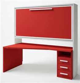 Cama Escritorio Abatible Ikea 3ldq Camas Abatibles Conforama