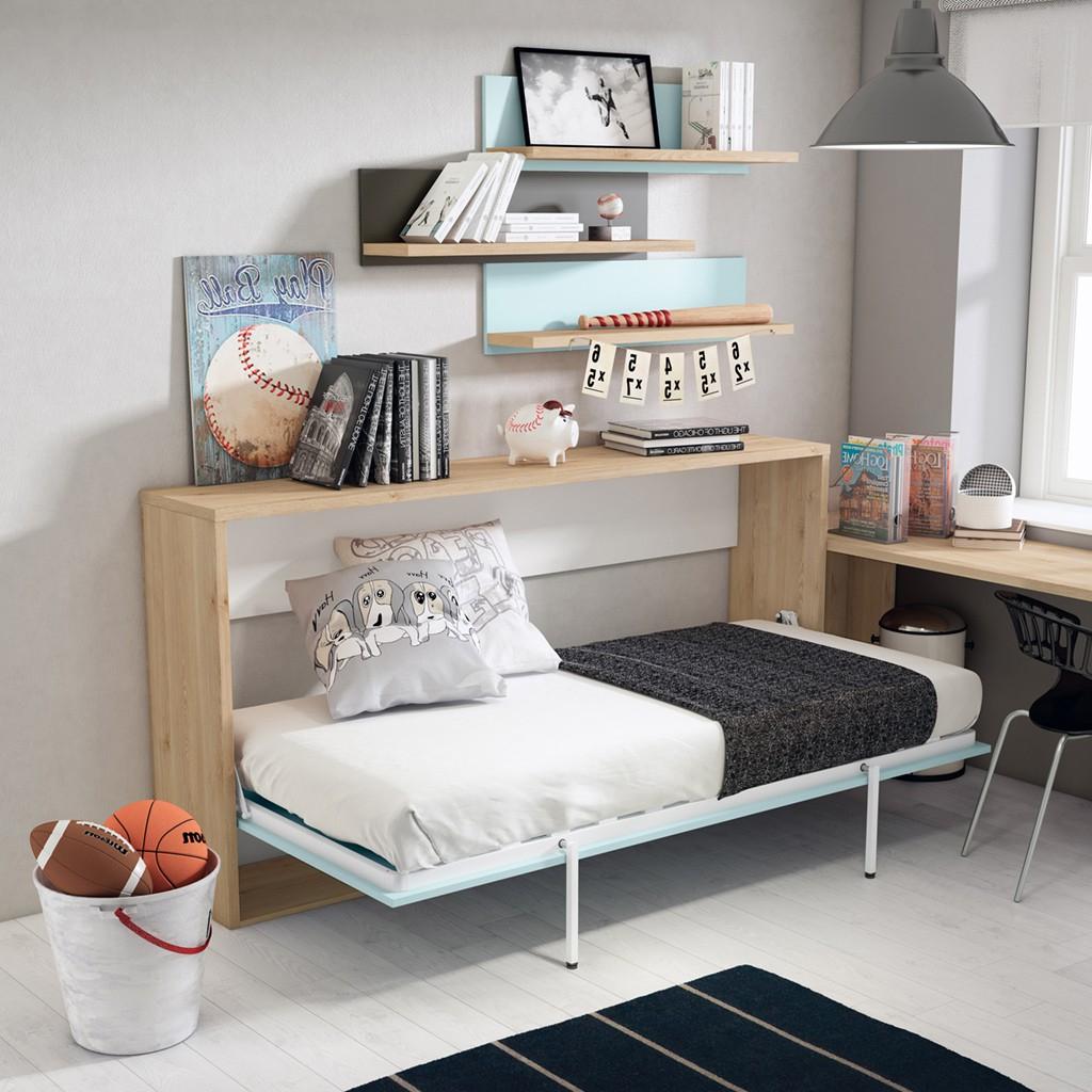 Cama Escritorio Abatible Ikea Etdg Camas Abatibles Horizontales Y Verticales Muebles Rey