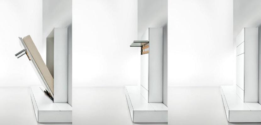 Cama Mueble Plegable Ikea Gdd0 Camas Abatibles De Ikea Para Ahorrar Espacio