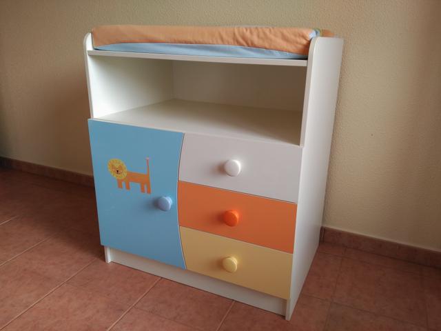 Cambiador Para Bebe Drdp Mueble Cambiador Para Bebà Micuna De Segunda Mano Por 55 En Petrer