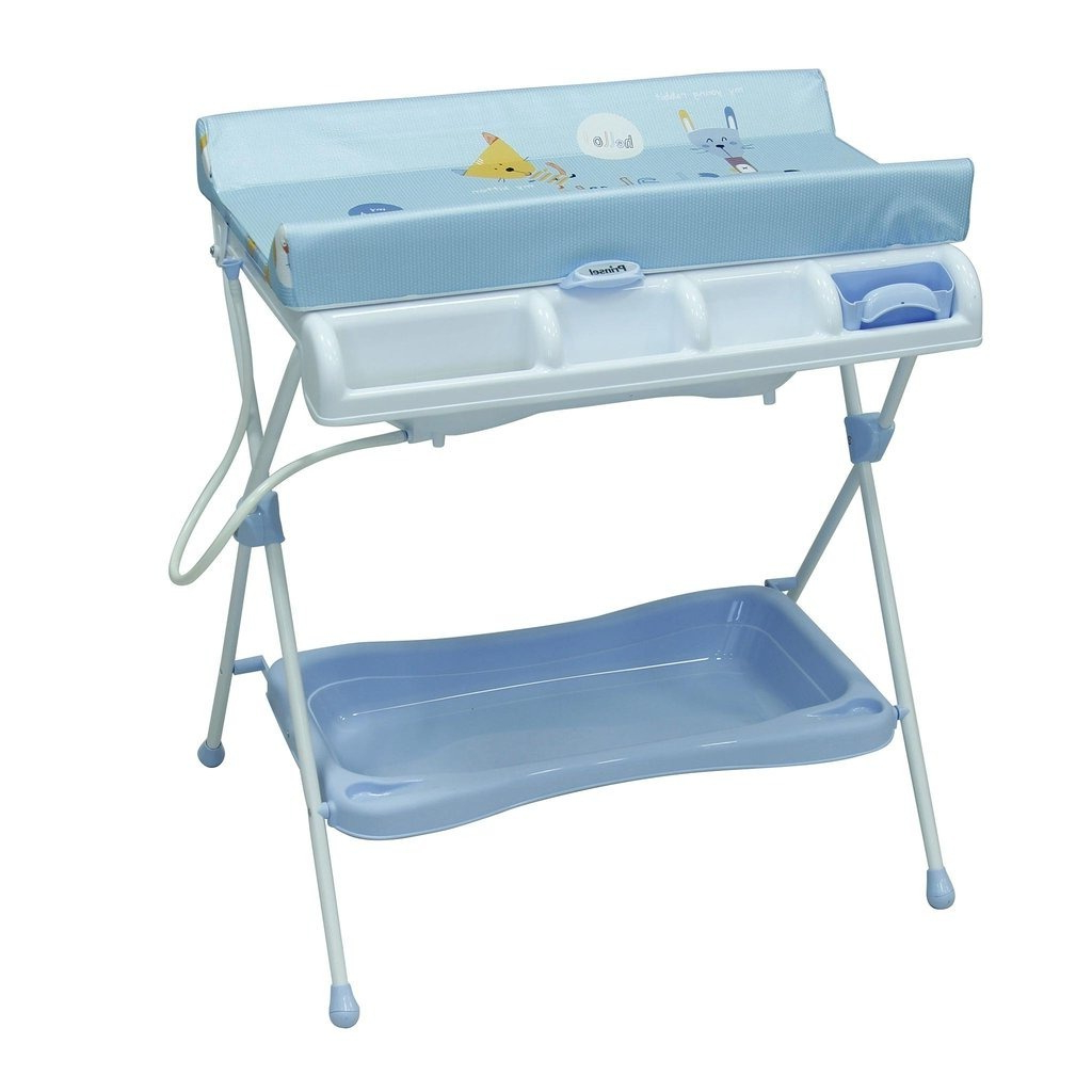 Cambiador Para Bebe Mndw Baà Era Cambiador Para Bebe Milan Azul Prinsel Msi 1 510 00 En