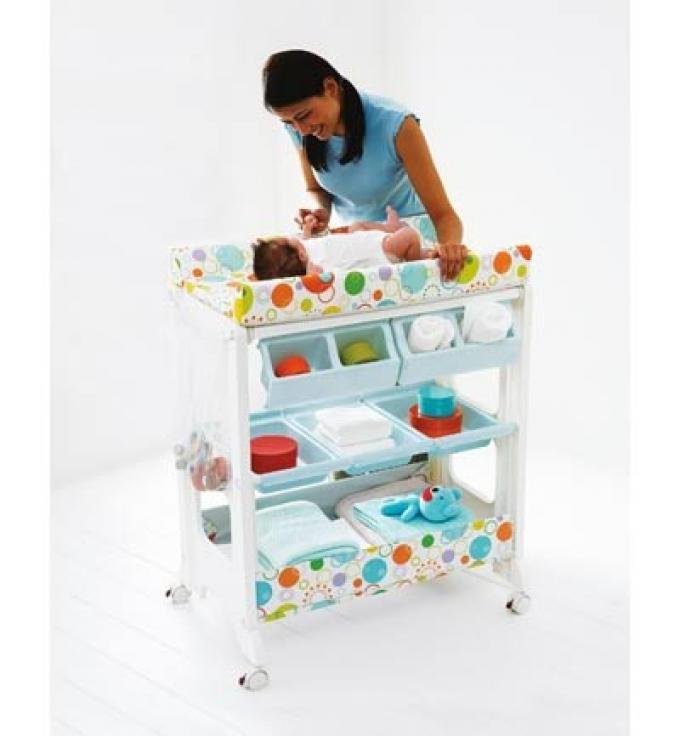 Cambiador Para Bebe O2d5 Cambiadores Para La Habitacià N Del Bebà Bloom Luxo