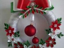 Caminos De Mesa Navideños Budm 1380 Mejores Imà Genes De Adornos Navidad Christmas Crafts