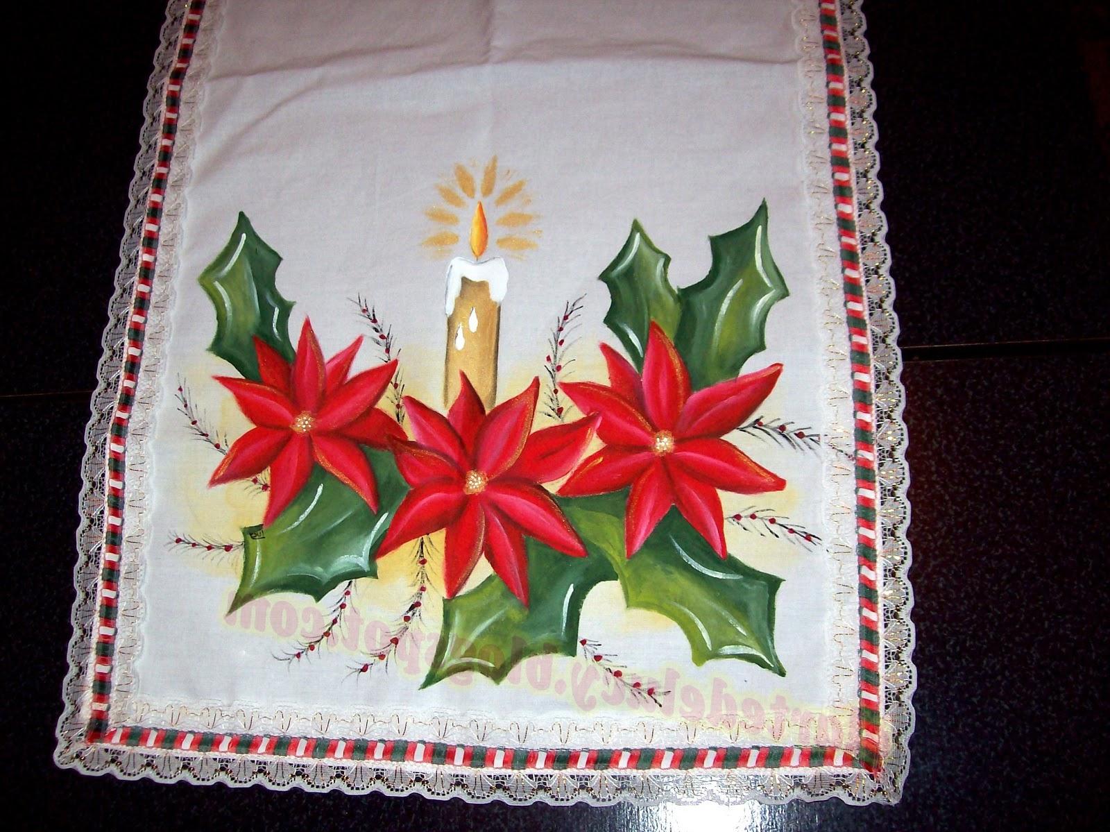 Caminos De Mesa Navideños Kvdd El Arte De Lucy Arte Tambien En Navidad