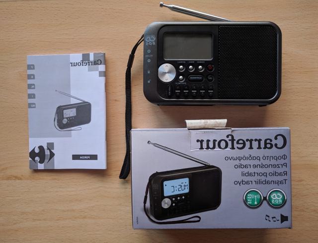 Carrefour Portatil Budm Radio Portà Til Carrefour De Segunda Mano Por 15 En Vilafranca Del