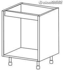 Cascos Muebles De Cocina 3id6 Muebles Y Cascos De Cocina En Kit Blanco Y Gris