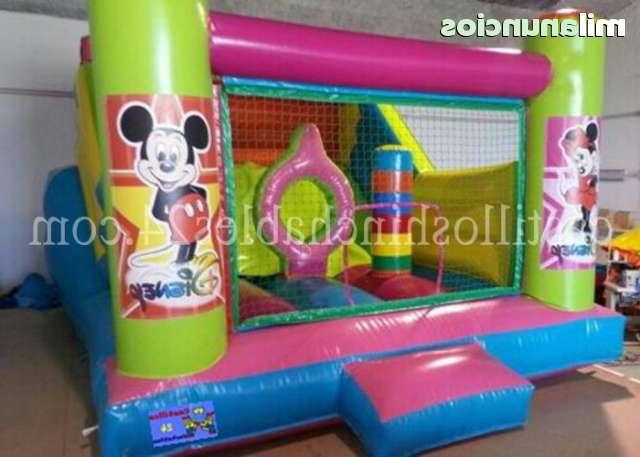 Castillo Hinchable Segunda Mano Thdr Mil Anuncios Prar Castillo Hinchable