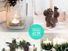 Centro Mesa Navidad Gdd0 Diy Decoracià N Navideà A Navidad Pinterest