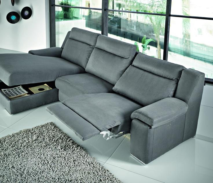 Centro sofa Budm Chaise Longue Centro sofa