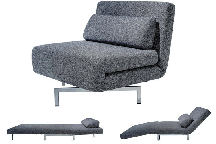 Chair Bed E6d5 Modern Grey Futon Chair S Chair Sleeper Futon the Futon Shop
