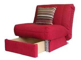 Chair Bed Tldn Leila Deluxe Chair Bed Storage On sofabed Barn Multi Purpose