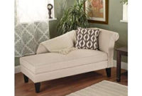 Chaise sofa 9fdy Beige Tan Storage Chaise Lounge sofa Chair Couch for Your Bedroom or Living Room
