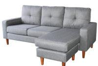Chaise sofa Etdg Chaise Corner sofa